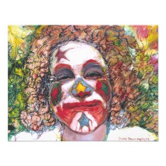 "Happy Clown ""Dubie Hummingbyrd"" Announcement"
