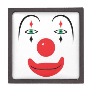 Happy Clown Face Premium Jewelry Boxes