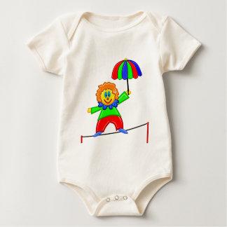 Happy Clown Infant Creeper