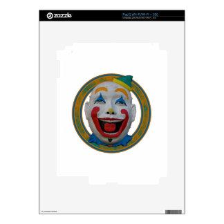 Happy Clown iPad 2 Decals