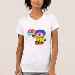 Happy Clown T Shirts