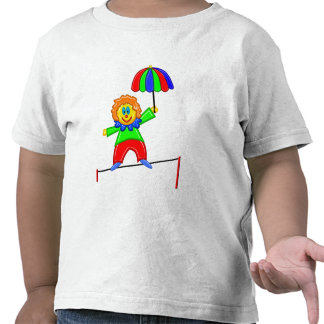 Happy Clown Toddlers T-Shirt