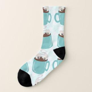 Happy Cocoa Time Socks
