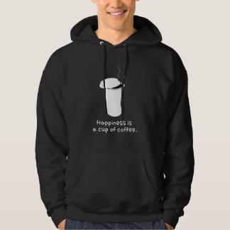 Happy Coffee Hoodie