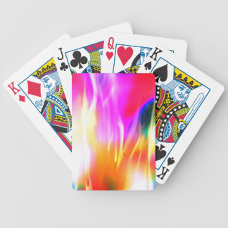 Happy Colors Bicycle Playing Cards