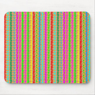 HAPPY COLORS HAPPINESS enhance with SHARING Mouse Pad
