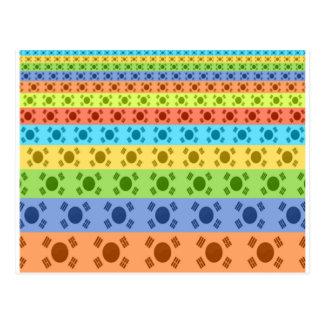 Happy Colors Postcard