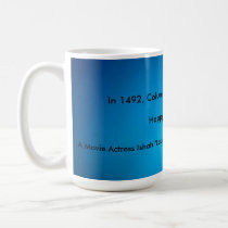 Happy Columbus Day! Coffee Mug