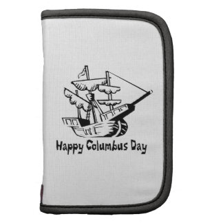 Happy Columbus Day Planners