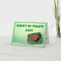 Happy Country Mothers Day Card