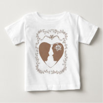 Happy Couple Baby T-Shirt