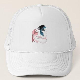 Happy Couple of Fish Hat