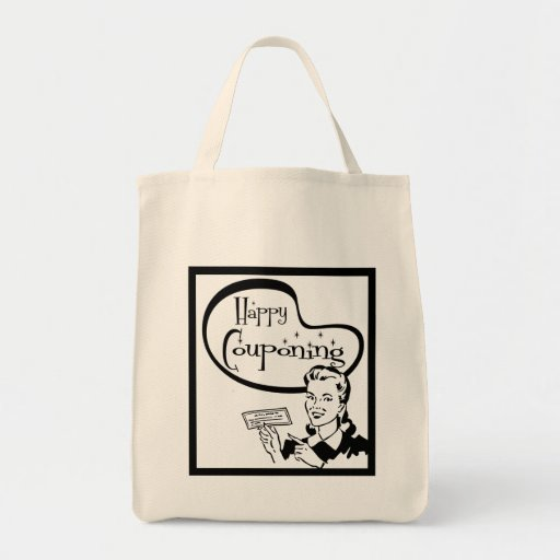 Happy Couponing: Light Tote Bag