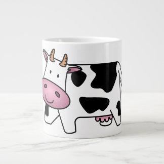 Happy Cow 20 Oz Large Ceramic Coffee Mug