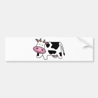 Happy Cow Bumper Stickers