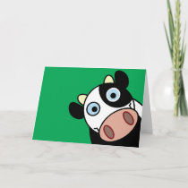 Happy Cow Card