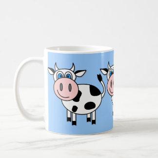 Happy Cow - Customizable! Classic White Coffee Mug