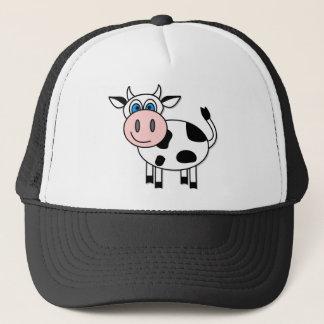 Happy Cow - Customizable! Trucker Hat