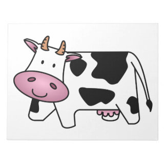 Happy Cow Notepad