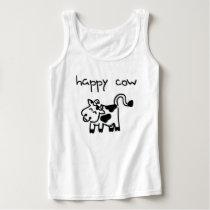 Happy Cow Tank Top