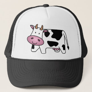 Happy Cow Trucker Hat