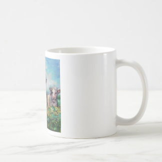 Happy Cows curious Coffee Mug