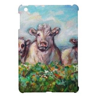 Happy Cows curious iPad Mini Cover