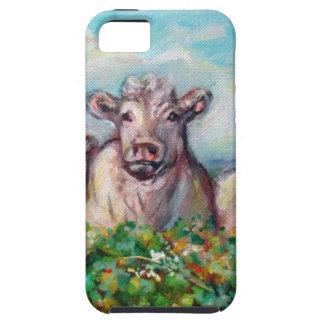 Happy Cows curious iPhone SE/5/5s Case