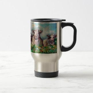Happy Cows curious Travel Mug