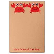 Happy Crab notes
