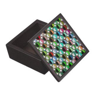 HAPPY CROWD Trinket Box Premium Keepsake Boxes