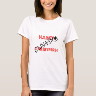 Happy Cunting Christmas! T-Shirt