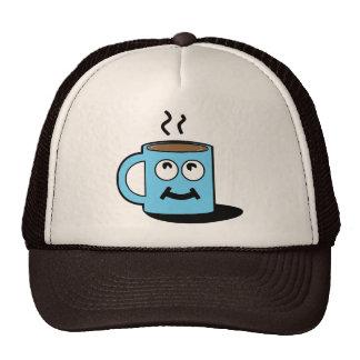 Happy Cup Mesh Hat