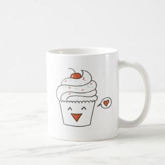 Happy Cupcake mug by Anna