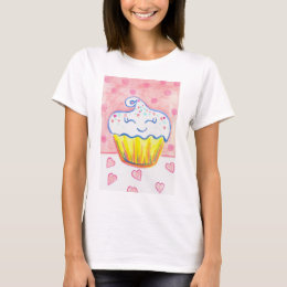 Happy Cupcake Shirt