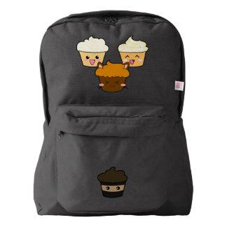 Happy Cupcakes + Ninja Backpack