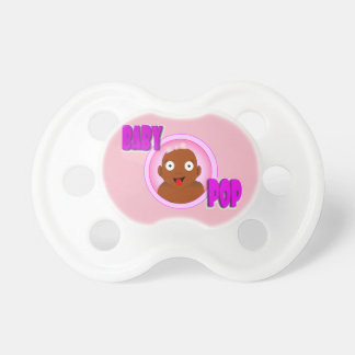 happy, cute, funny, baby girl pacifier
