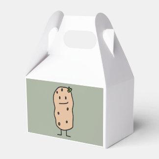 Happy Cute Smiling Potato Favor Box