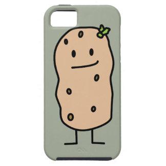 Happy Cute Smiling Potato iPhone SE/5/5s Case