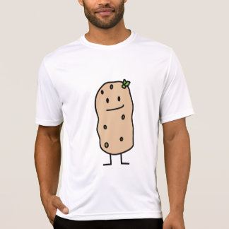 Happy Cute Smiling Potato Potatoes T-Shirt