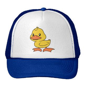 Happy Cute Yellow Duckling Trucker Hat