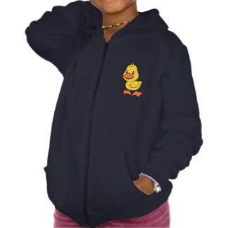 Happy Cute Yellow Duckling Sweatshirt