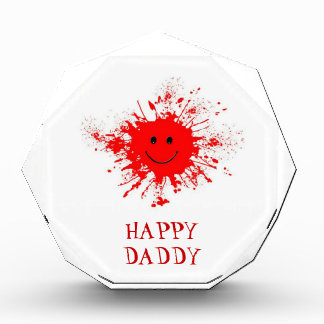 Happy Daddy Paint Ball Awards