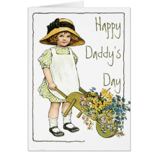 Happy Daddy's Day Greeting Card