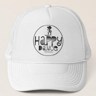 Happy Dance - A Positive Word Trucker Hat