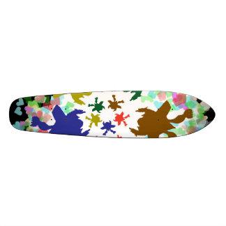 HAPPY Dance = Animal Kingdom Graphic Skateboard