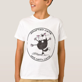 Happy Dance Cat T-Shirt