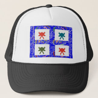 Happy Dance -  Enjoy and Share the Joy Trucker Hat