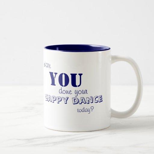 Happy Dance Mug