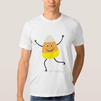 Happy dancing candy corn t shirt